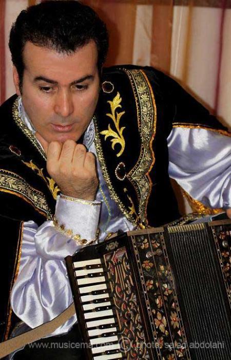 عکسهای کنسرت رحیم شهریاری و گروه آراز - 2