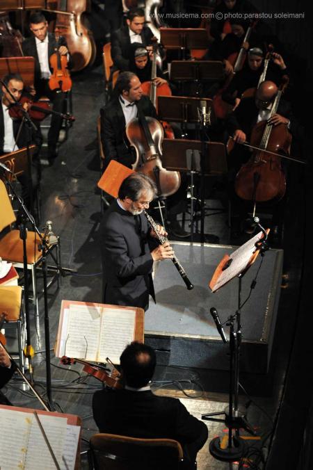 گزارش تصویری از کنسرت ارکستر سمفونیک تهران - 1