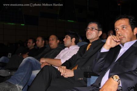 گزارش تصویری از کنسرت گیتار در سالن اریکه ایرانیان تهران