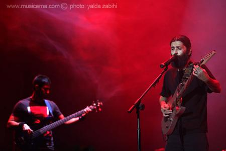 گزارش تصویری از کنسرت فرشید اعرابی در برج میلاد - 2