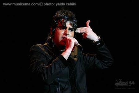 گزارش تصویری «موسیقی ما» از کنسرت حمید عسکری در جشنواره - 1