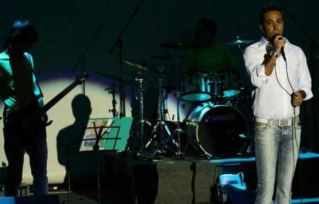 گزارش تصویری از کنسرت بهنام علمشاهی در اریکه ایرانیان