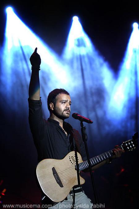 گزارش تصویری از کنسرت امیر طبری و سهراب پاکزاد - 3