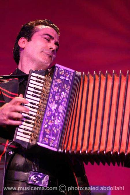 گزارش تصویری موسیقی ما از کنسرت رحیم شهریاری - 2
