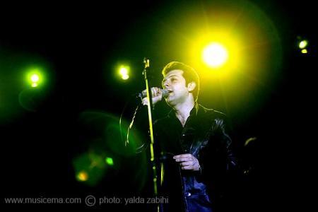 گزارش تصویری «موسیقی ما» از کنسرت گروه آریان در برج میلاد - 1