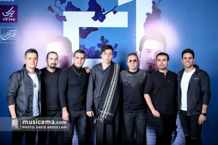 کنسرت گروه ایوان وزارت کشور 23 دی ماه 1398