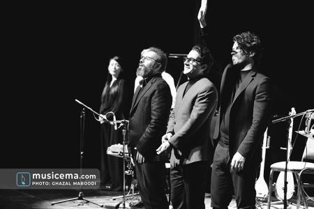 کنسرت همایون شجریان در کانادا