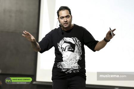 کارگاه سه روزه میکس و مسترینگ محمد فلاحی