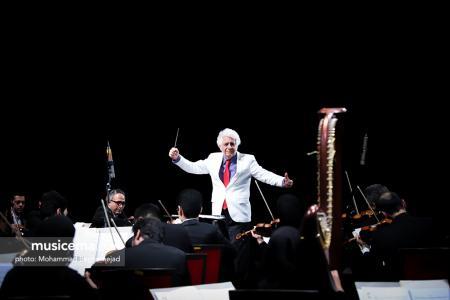 لوریس چکناواریان ارکستر فیلارمونیک تهران