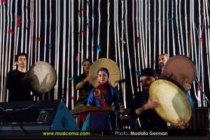 کنسرت گروه رستاک در سینما سپهر ساری (24 و 25 شهریور 1392)