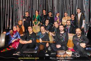 کنسرت گروه رستاک در گرگان برگزار می شود