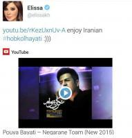 درخواست غرامت صد هزار دلاری خواننده زن لبنانی از یک خواننده پاپ ایرانی