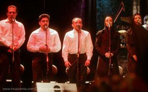 زخمههای سهتار آریا عظیمینژاد در کنسرت خاطرهانگیز محمد اصفهانی
