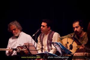 گزارش تصویری از کنسرت مجید درخشانی و وحید تاج در قائمشهر - 2
