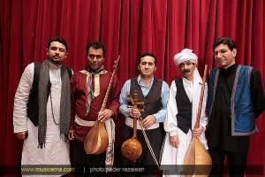 بزرگان موسیقی محلی در گروه کایر به صحنه میروند