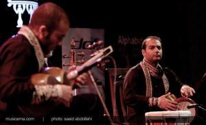گزارش تصویری از اجرای گروه دارکوب در اریکه ایرانیان - 1