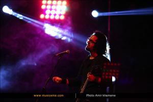 کنسرت گروه پیکلاویه - دی 1394