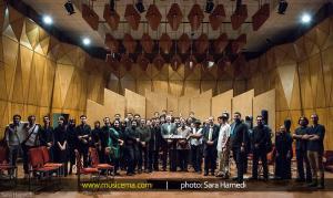 اجرای ارکستر زهی آیسو در تالار رودکی - 17 و 18 تیر 1395