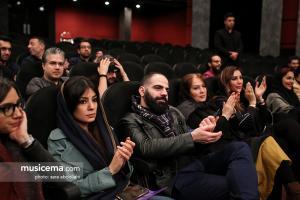 نخستین جشنواره تخصصی صدابرداری «جایزه ناصر فرهودی» - 19 آذر 1398