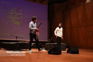 کنسرت چند شب هم نوازی با تمبک