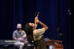کنسرت گروه رستاک در تهران - 17 آذر 1398