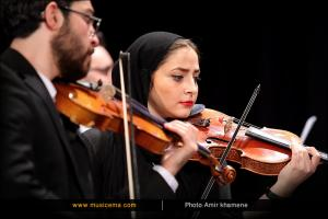 کنسرت شب آهنگسازان (لوریس چکناواریان) - ارکستر البرز - مرداد 1394