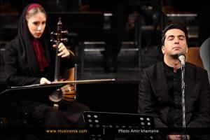 اجرای ارکستر موج نو - دی 1394
