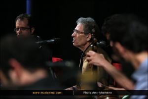 کنسرت بیژن کامکار - شهریور 1394