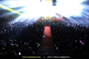 کنسرت علی عبدالمالکی - دی 1394