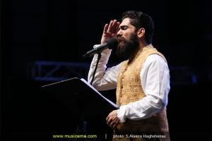 کنسرت علی زندوکیلی - شهریور 1394