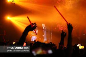 کنسرت اشوان - تیر 1396