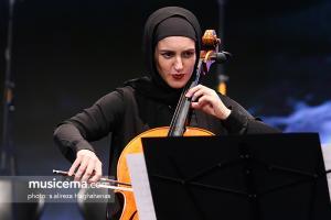 کنسرت علیرضا قربانی - 8 بهمن 1395