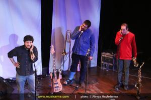 کنسرت گروه بمرانی - بهمن 1394 (جشنواره موسیقی فجر)