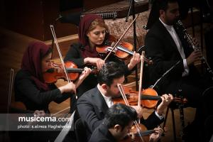 ارکستر سمفونیک تهران ؛ اجرای در شهر کازان روسیه