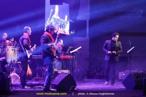 کنسرت امید جهان - دی 1394