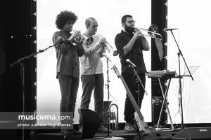 کنسرت گروه بمرانی - تیر ۱۳۹۶