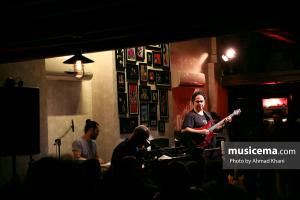 همکف - اجرای کافهای 10or Trio