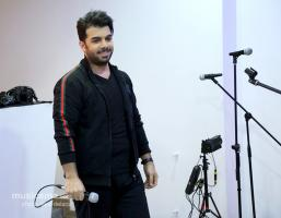 تمرین کنسرت معین راهبر - آذر 1396