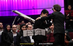 در حاشیه کنسرت شهرداد روحانی - یهمن 1393