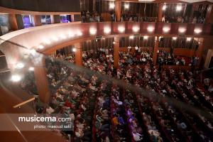 کنسرت آنلاین سالار عقیلی و ارکستر ملل - 17 مرداد 1395