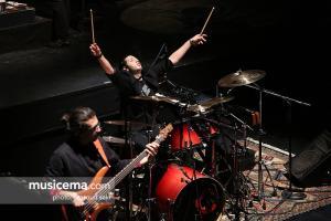 کنسرت گروه دنگ شو - دی 1395