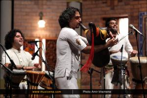 سومین جشن سالانه موسیقی ما - مهر 1394