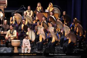 اپرت «برکه حیوانات» با رهبری ارکستر ناصر نظر - مهر 1394