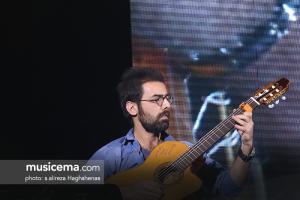 کنسرت علی عبدالمالکی - 4 بهمن 1395