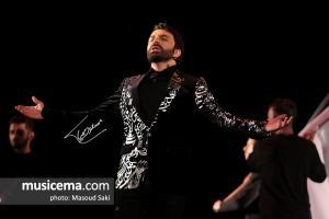 اجرای علی لهراسبی در نمایش آیینی «غبار»