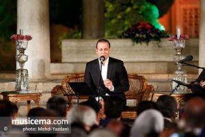 کنسرت علیرضا قربانی در حافظیه شیراز - 8 مهر 1395