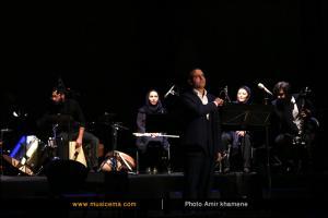 کنسرت علیرضا قربانی - بهمن 1393