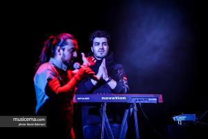 کنسرت امیرعباس گلاب در سی و پنجمین جشنواره موسیقی فجر - 27 بهمن 1398