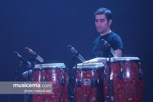 کنسرت بابک جهانبخش - 13 اردیبهشت 1396