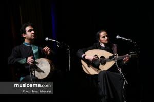 کنسرت گروه چهارباغ در جشنواره موسیقی فجر - 30 دی 1395